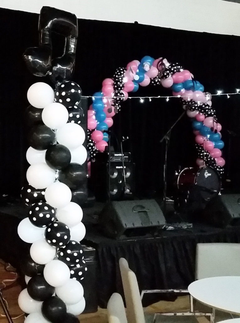 Rock And Roll 50s Party Theme Party Harty Naples Event Decorating